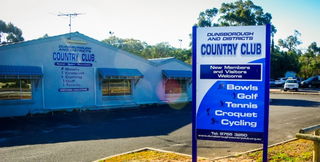 Dunsborough Country Club Clubhouse