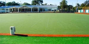 Dunsborough Country Club bowls green